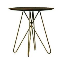 Hairpin Leg Round Table