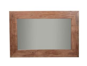 Acacia Wood Mirror Frame