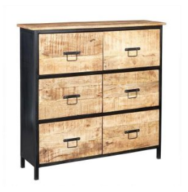 Industrail Chest of Drawers