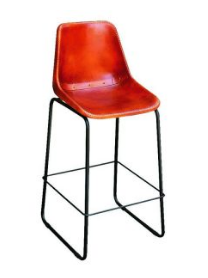 Vintage Designer Bar Chair