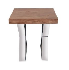 Stainless Steel Lamp Table